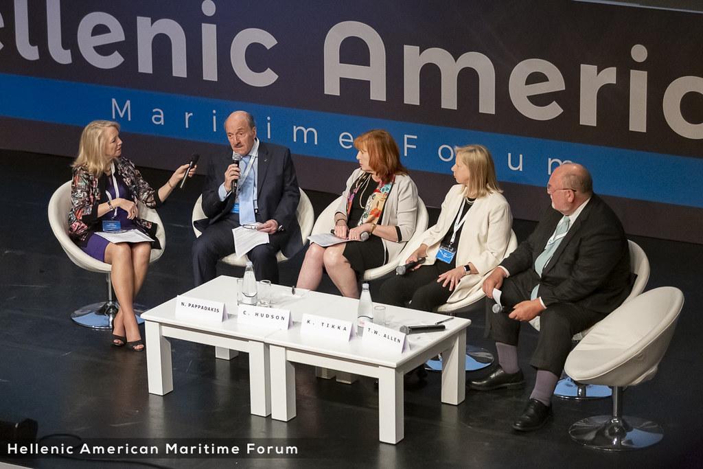 2019 Hellenic American Maritime Forum