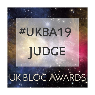 UK Blog Awards Winner #UKBA18
