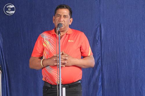 Paramjit Singh, expresses his views
