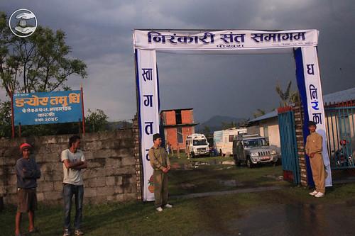 Venue of Satsang Programme