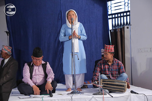 Devotional song by Deepa from Pokhara