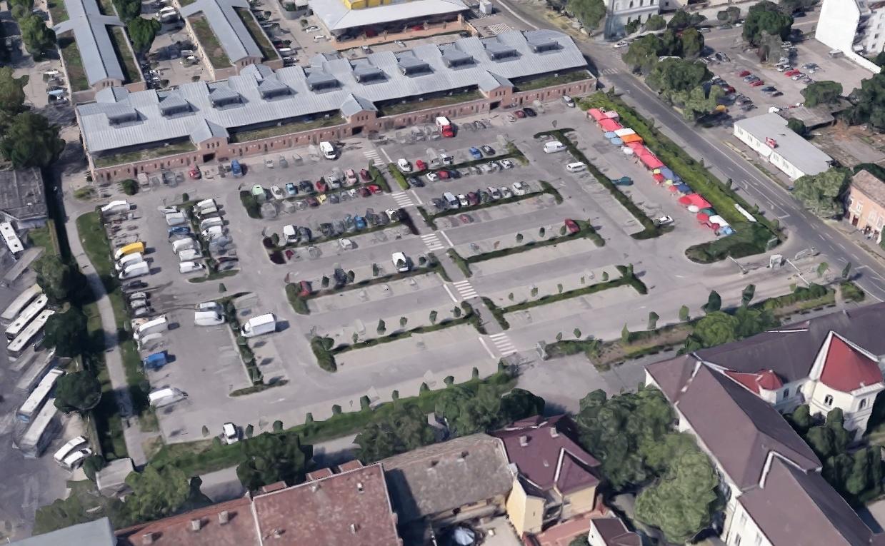 Külsős helyszíneket vonnak be a szegedi parkolóhálózatba