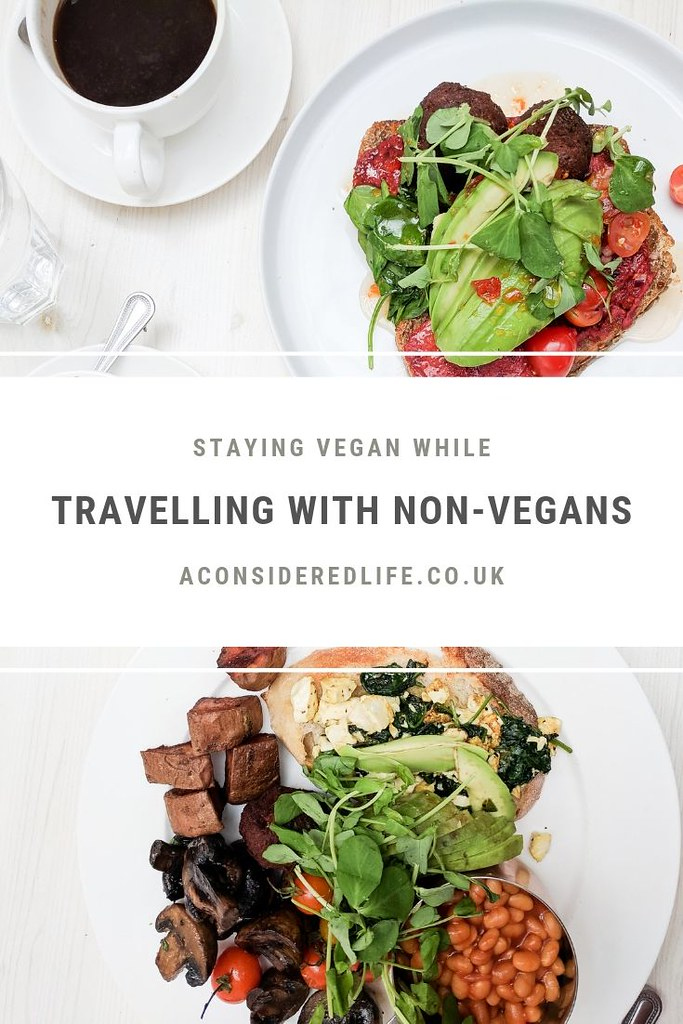 Travelling With Non-Vegans