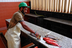 "Mindelo fish market - ""in progress"""