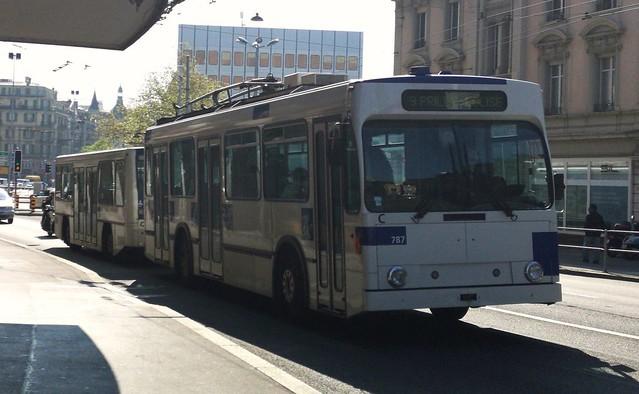NAW Trolleybus