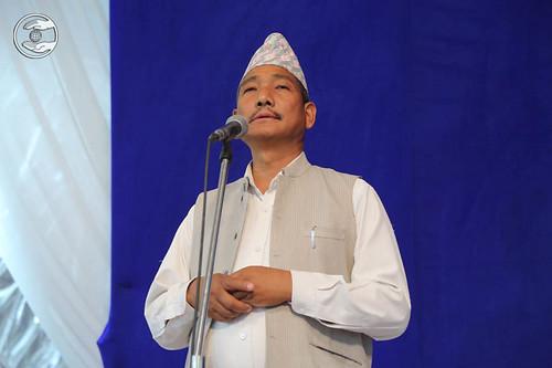 SNM Branch Mukhi Dal Bahadur Rana from Dalpa