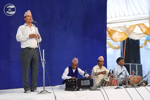 Devotional song by Tej Bohra from Tikapur, expresses his views