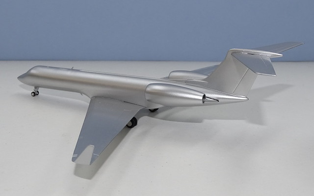 Gulfstream G550 (GV-SP) Model Sample