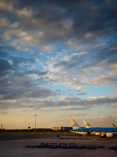 Big Sky at Schiphol | by AMcUK