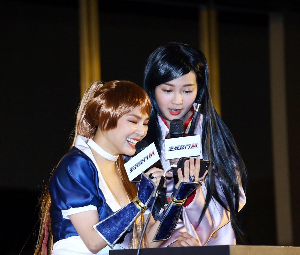 《生死格鬥M》雙平台正式上市 G奶美胸女神熊熊 性感化身女主角