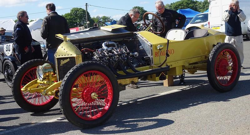 Oakland Romano 8,2 litres 1913  - VRM 2019 47964594126_03f19bbf4f_c