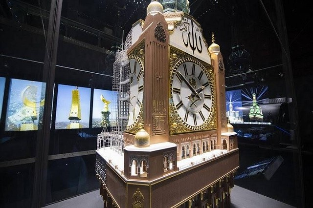 5156 The Clock Tower Museum in Makkah 03