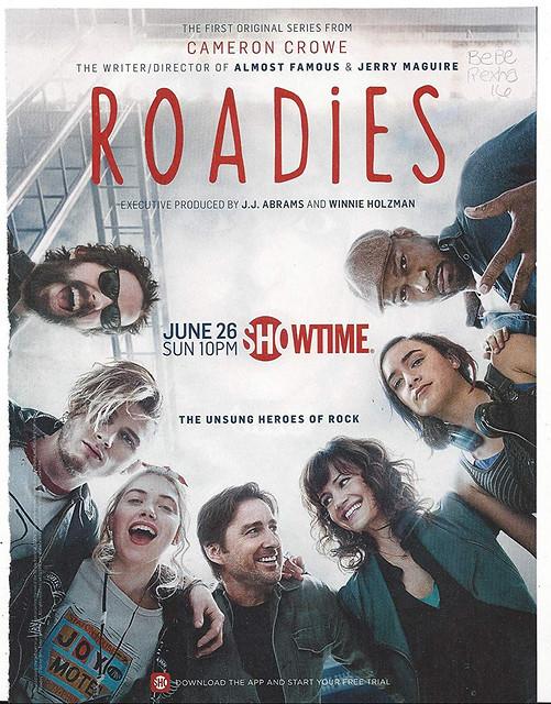 Roadies - Poster 2