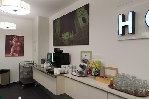 24h-Selfservice Kaffee& Tee' im Hotel Hofwirt (in Salzburg)