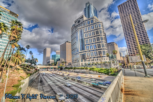 downtownlosangeles downtown buildings urban california southerncalifornia architecture