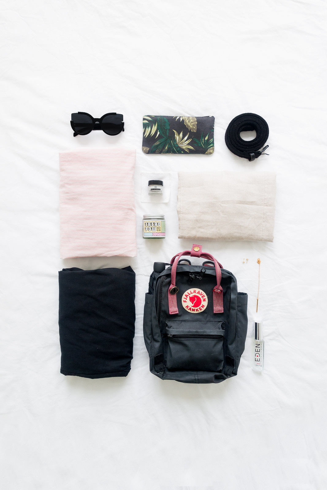 A Packing List For A Weekend In London