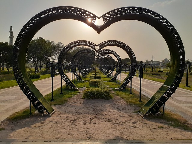 Greater Iqbal park mobile photography