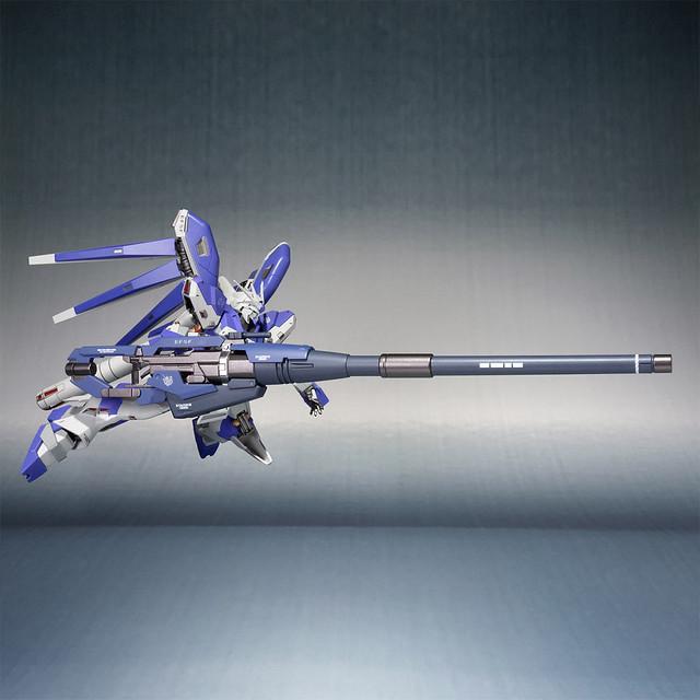 一道光束貫穿宿命的戰場!METAL ROBOT魂《機動戰士鋼彈 逆襲的夏亞 貝托蒂嘉的子嗣》Hi-ν 鋼彈專用超絕MEGA火箭巨砲(ハイパー・メガ・バズーカ・ランチャー)