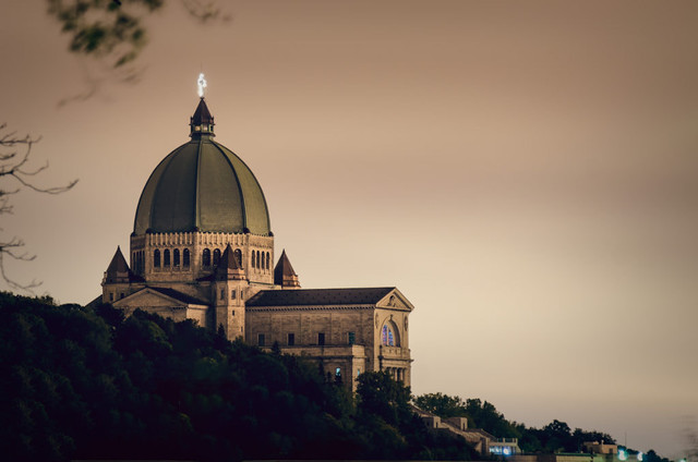 Saint Josephs Oratory of Mount Royal