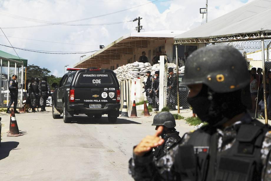 Amazonas - Segurança Pública