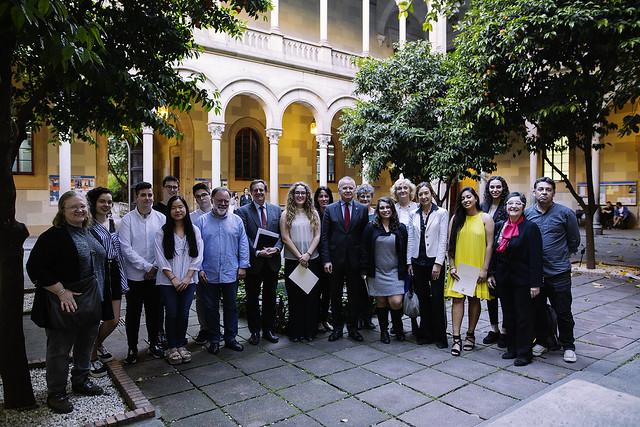 XIV Premi de Recerca per a la Pau de la UB