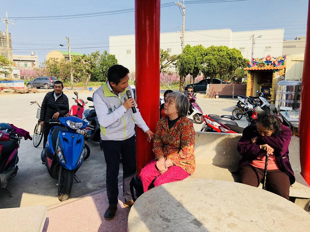 離岸風電是讓彰化發展的機會,但要用地方民眾聽得懂話語溝通。陳文彬提供。