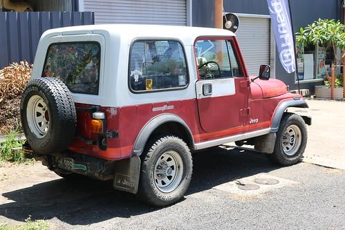 Jeep Cj7 Renegade 1986 Mexico