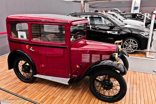 BMW Dixi 3/15 DA4 1931 | Conduite intérieure 3 places, carro… | Flickr