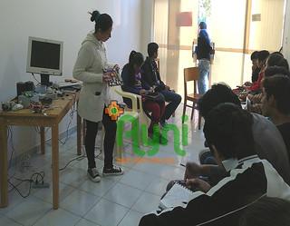 Estudiantes Unidad Educativa Lourdes