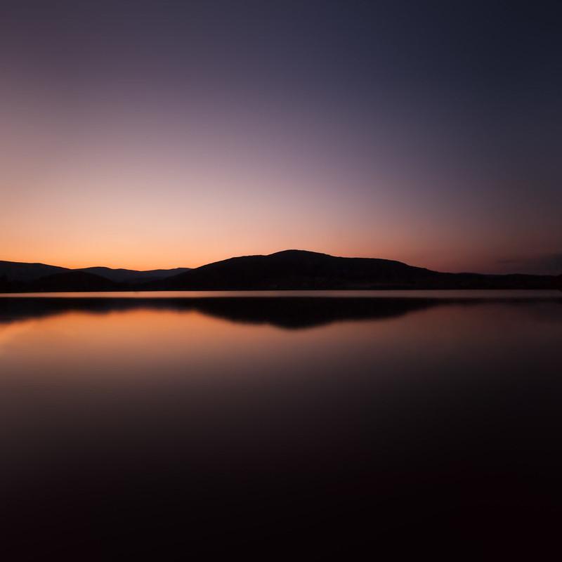 Drachensee Evening Glow (Big Stopper Version)
