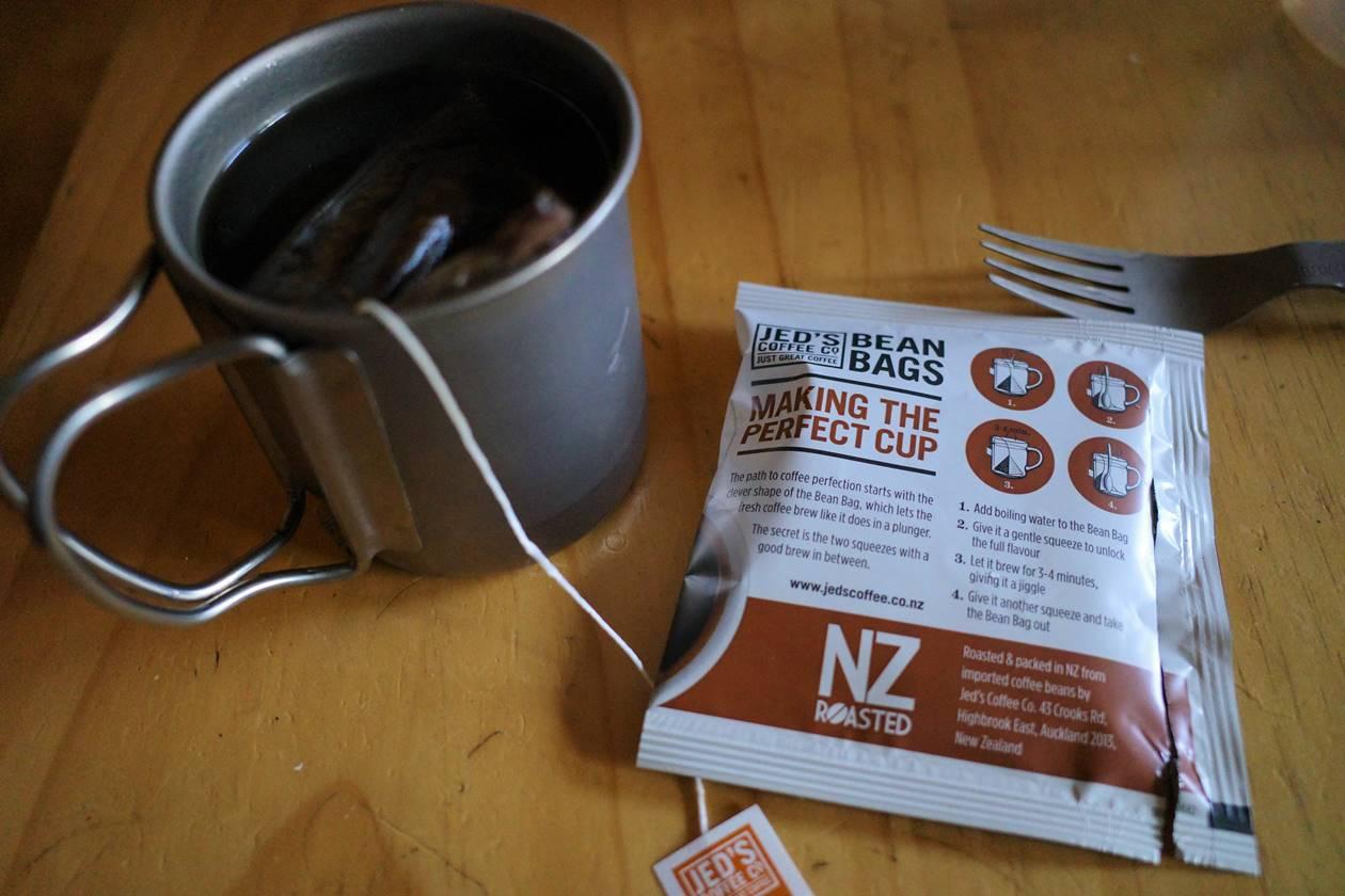 ニュージーランド産コーヒー