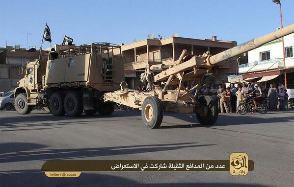 155mm-M198-isis-iraq-2014-cltw-1