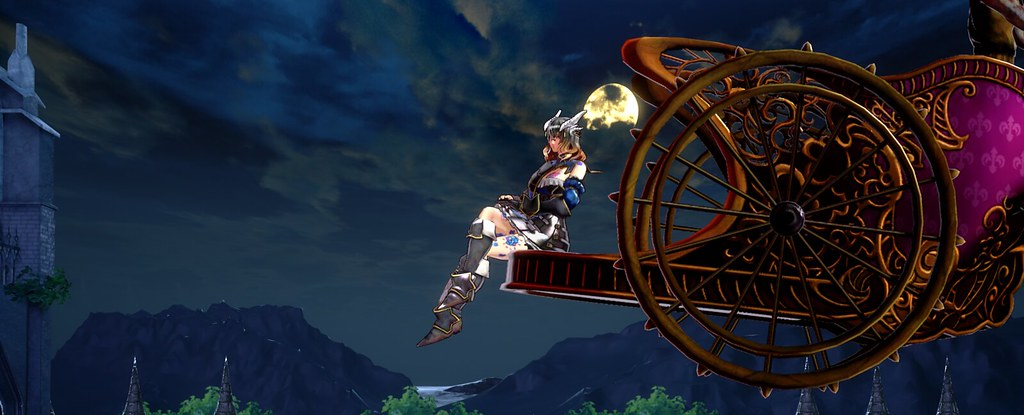 Bloodstained: Ritual of the Night's DLC character is voiced by David