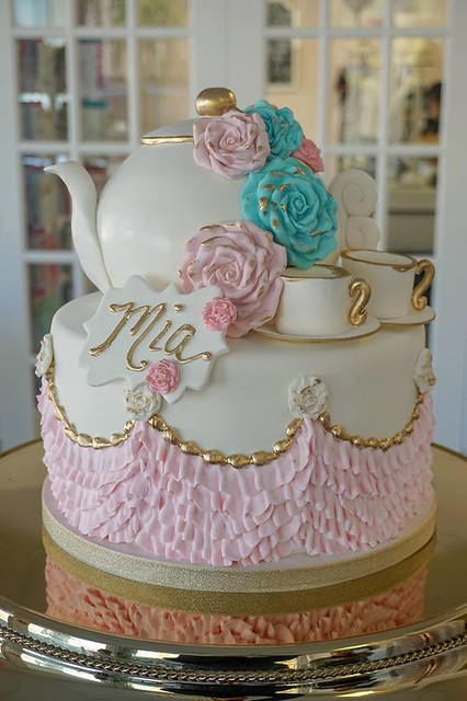 Cake by The Chocolate Rose - Cake Artistry & Fine Pastries
