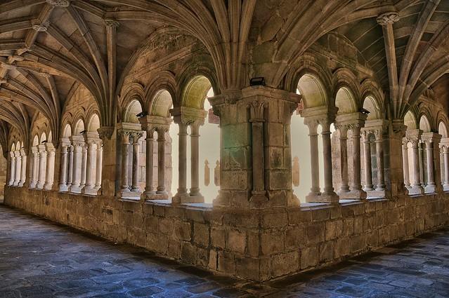 Monasterio de Santo Estevo. Orense
