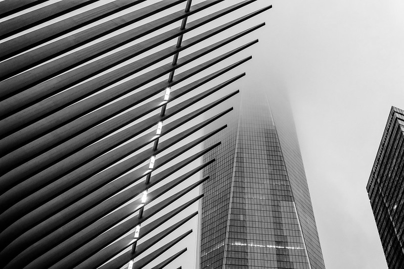 Walk In New York - NYC 2017 - World Trade Center et Oculus