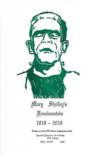 Frankenstein - 200th Anniversary of Mary Shelley's book