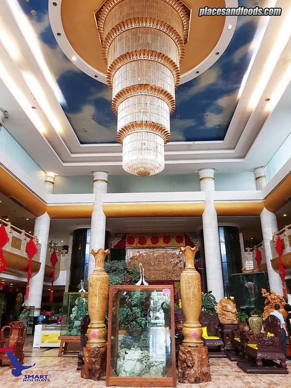 china dali hotel lobby