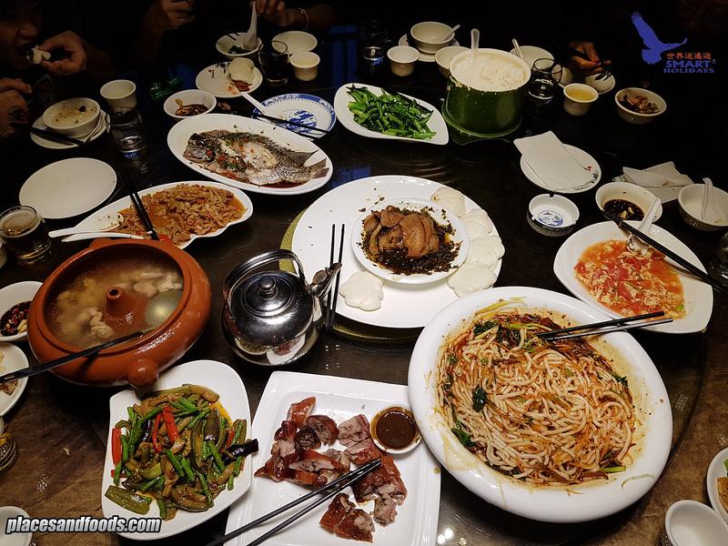 china dali dinner meals