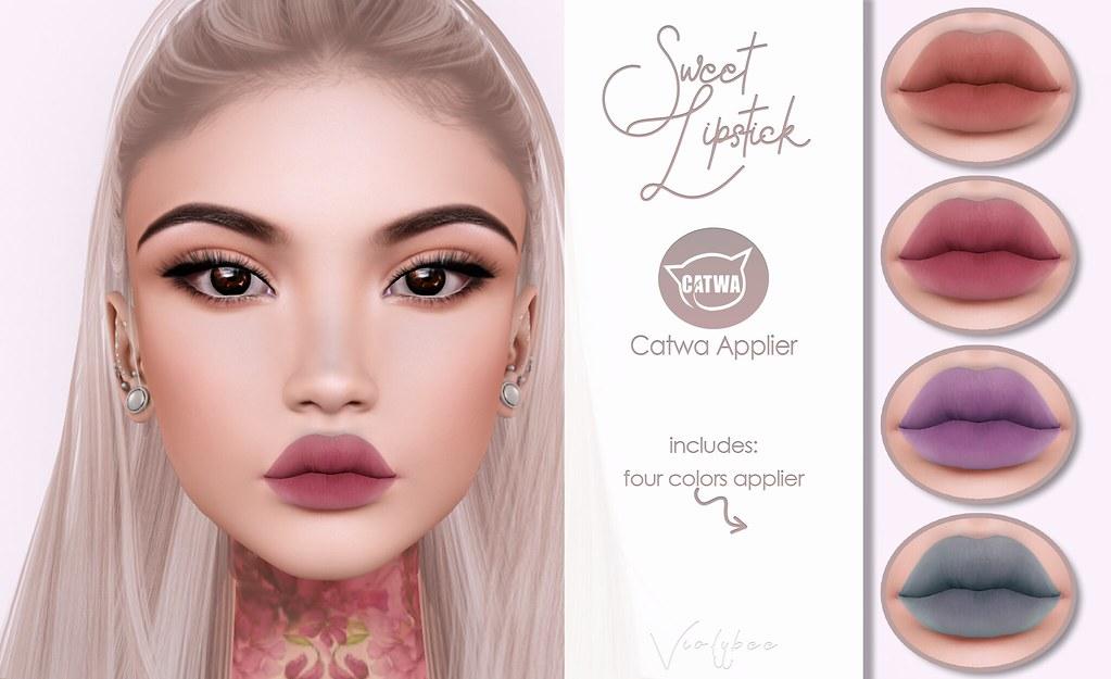 Violybee. Sweet Lipstick – Catwa Applier