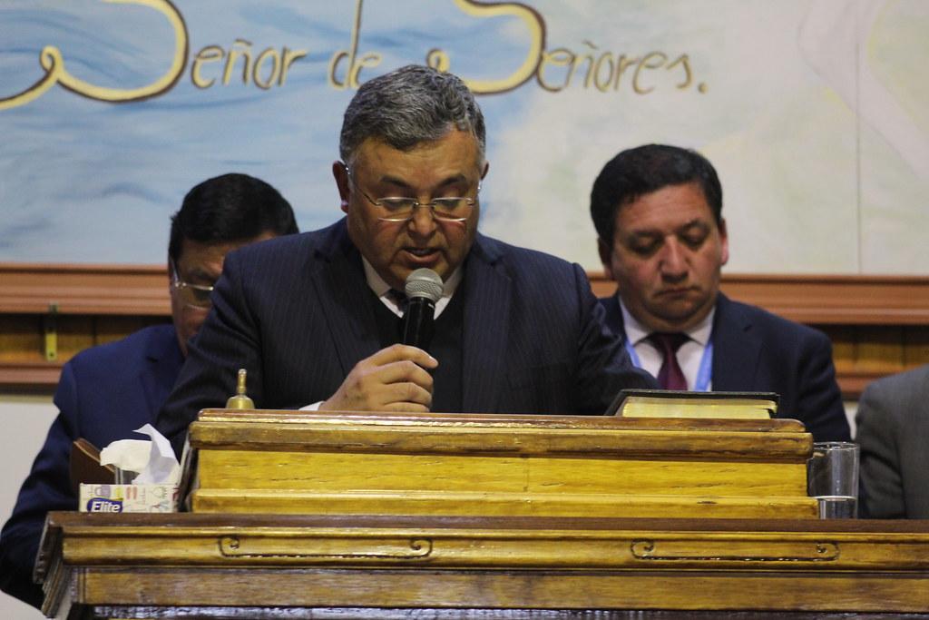 """""""Confía en Jesús"""". Culto General de Pastores con la Iglesia de La Calera"""