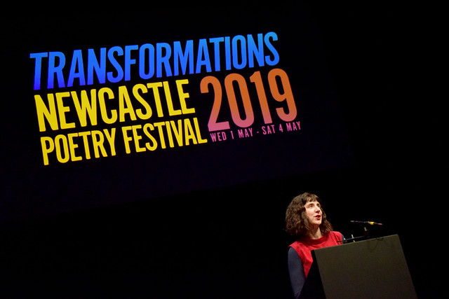 Transformations: Newcastle Poetry Festival 2019