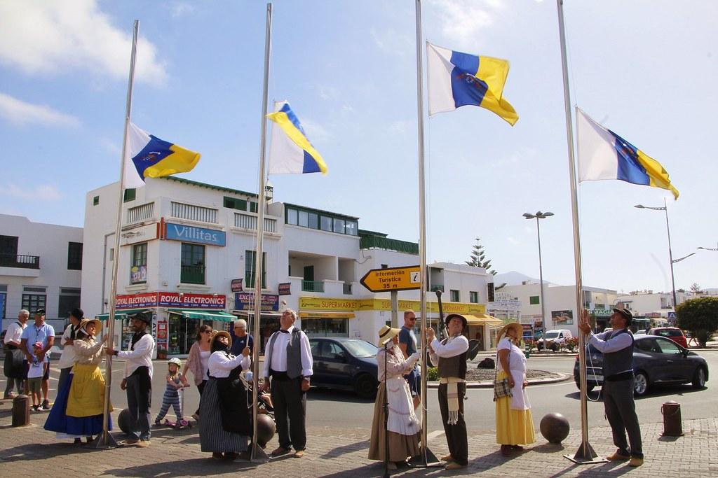 Día de Canarias en Yaiza 2019