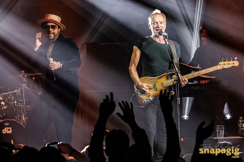 Sting and Shaggy-6
