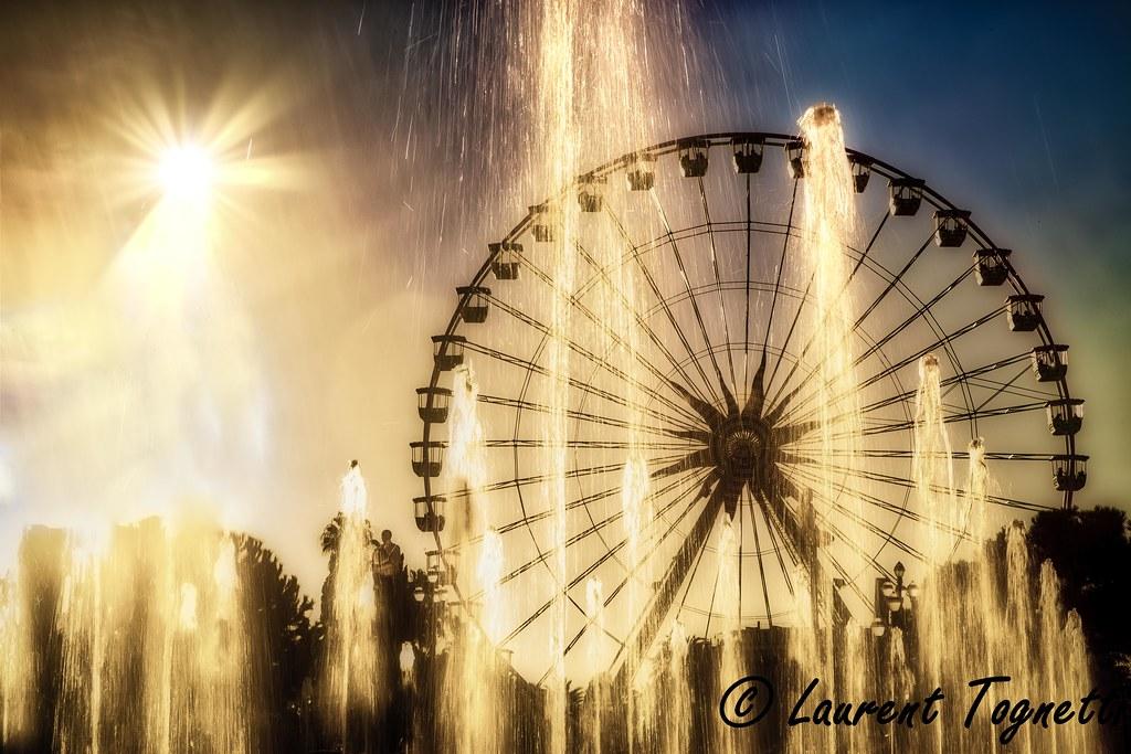 La grande roue de Massena (Nice)