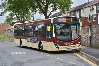 Go Ahead East Yorkshire 367, YX10EYS.