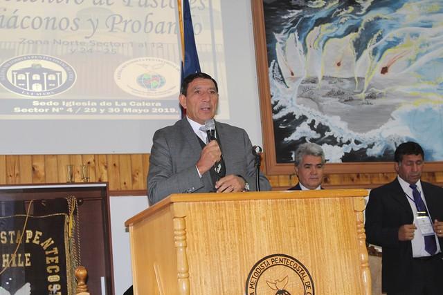 Devocional de Pastores en La Calera, Sector 4