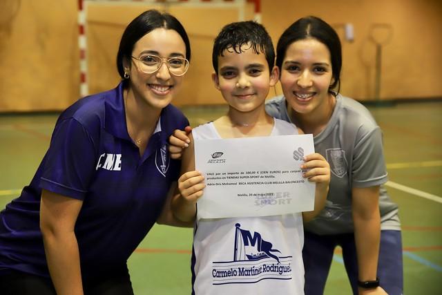 #CanteraCMB | All-Star 2019 - Partido y entrega becas