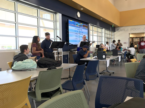 WHCL Tony Oliveira's Music Fest: Student Perspective