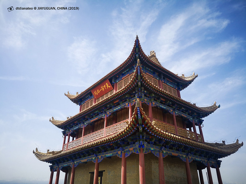 2019 China Jiayuguan Heritage Scenic Resort 01